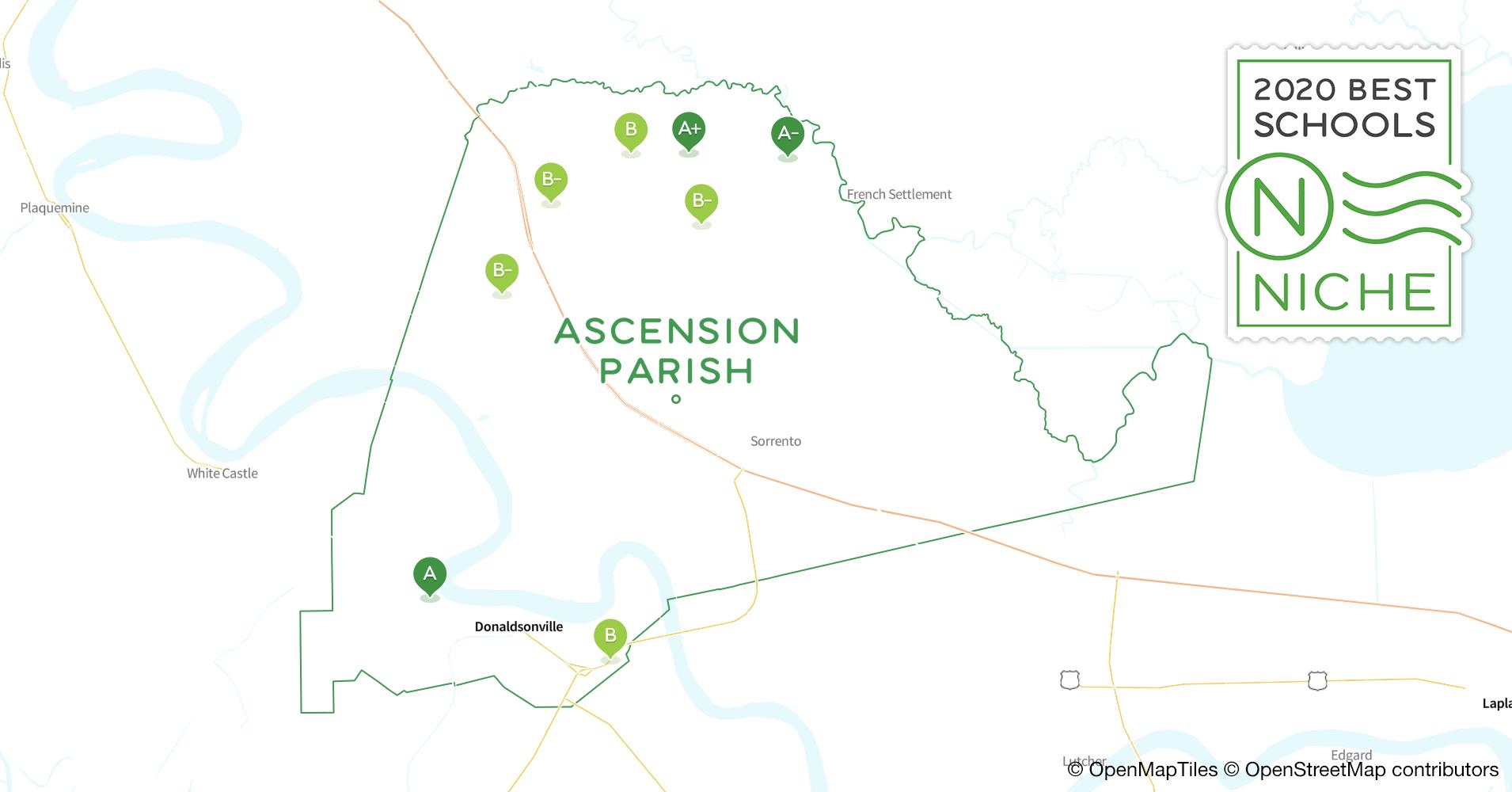 2020 Best Public Middle Schools in Ascension Parish, LA - Niche