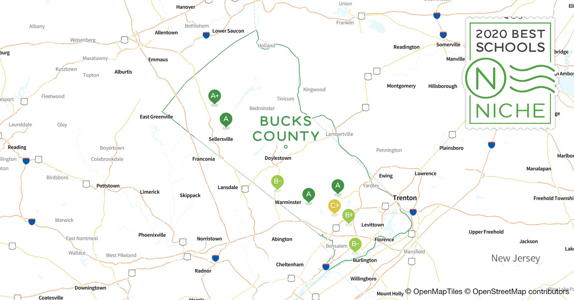 Best Of Bucks 2020 2020 Best Public High Schools in Bucks County, PA   Niche