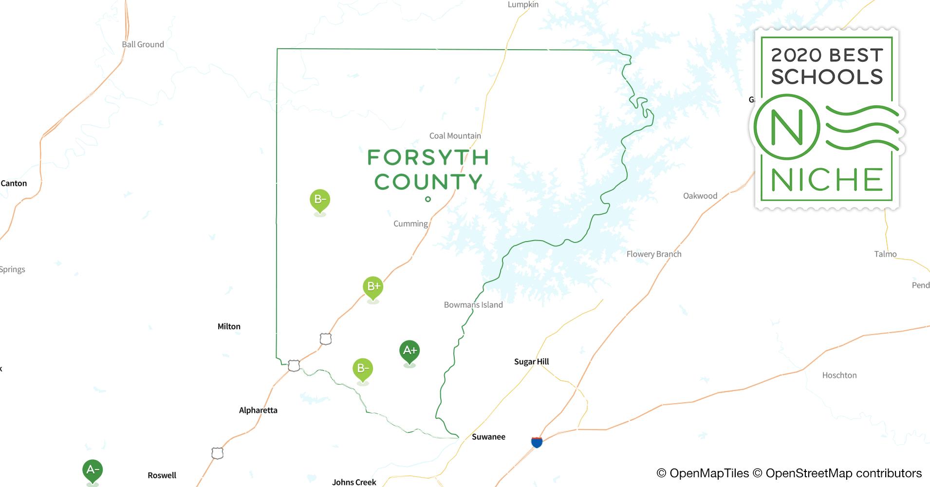 Private Schools in Forsyth County, GA - Niche