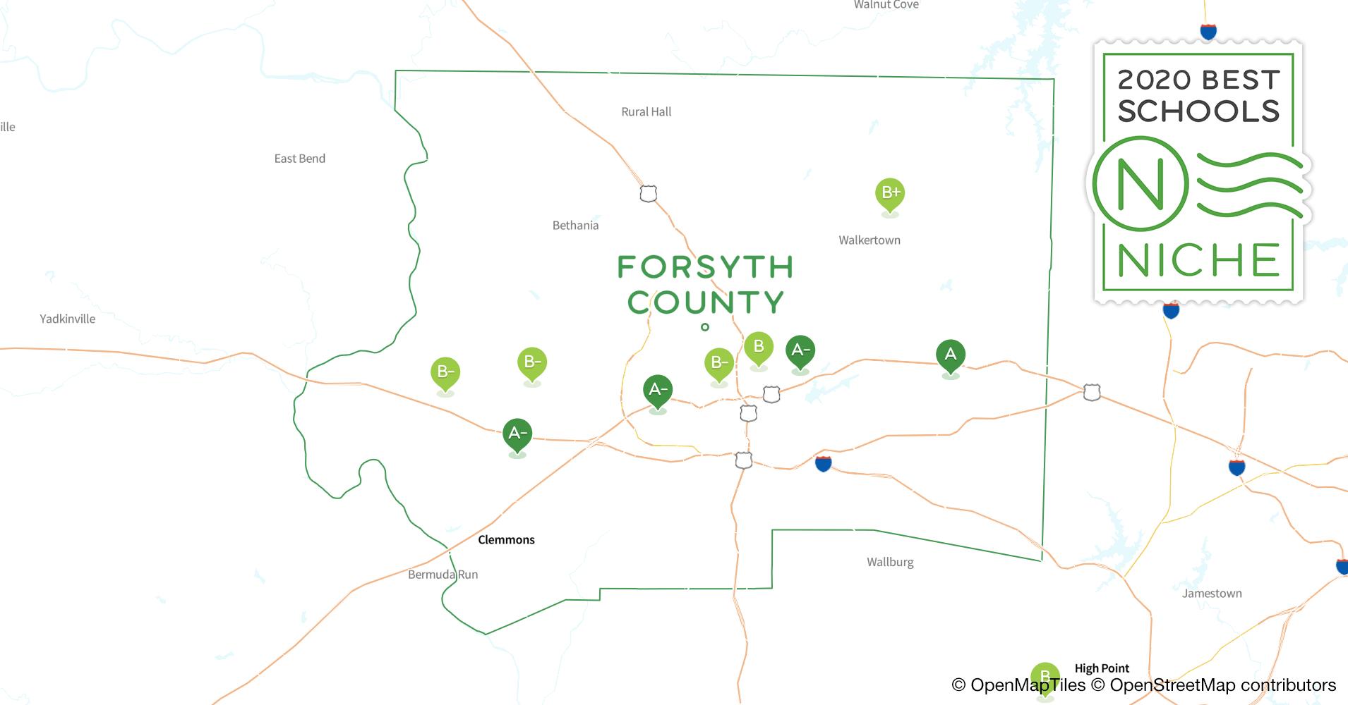 2020 Best Public High Schools in Forsyth County, NC - Niche