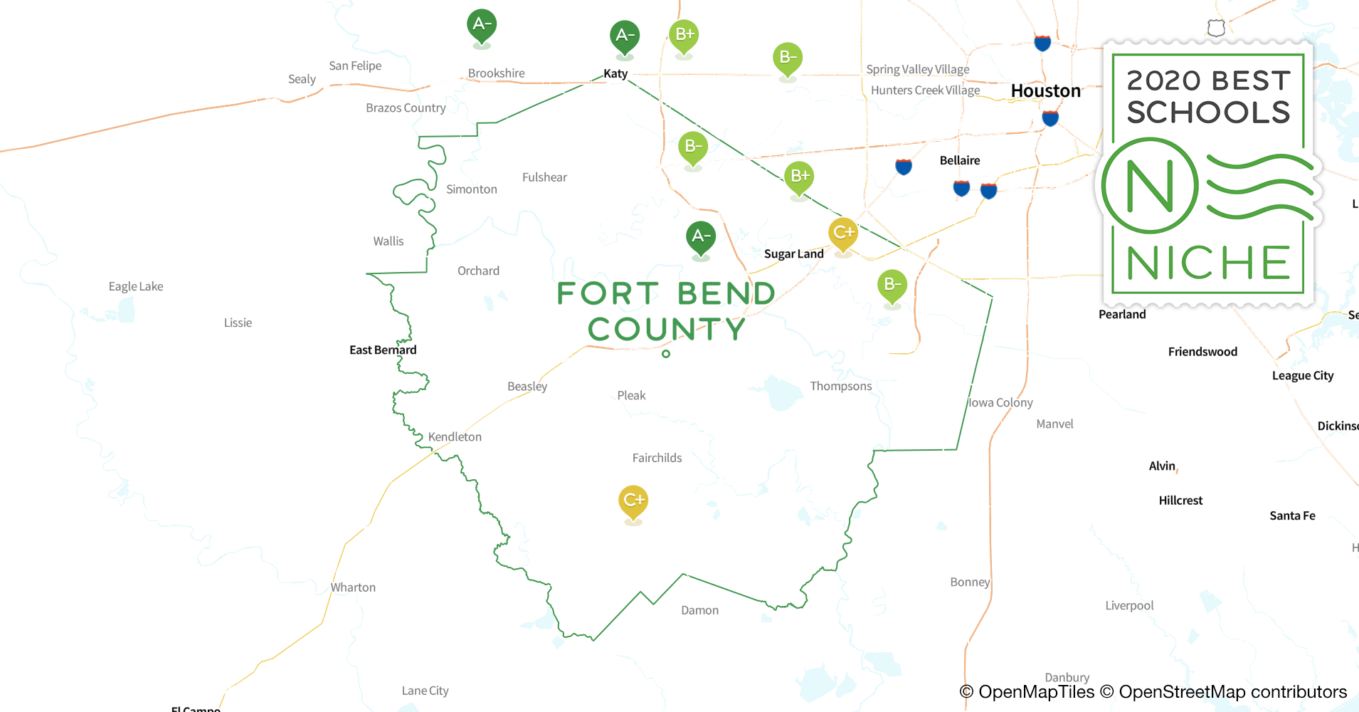 2020 Best High Schools in Fort Bend County, TX - Niche