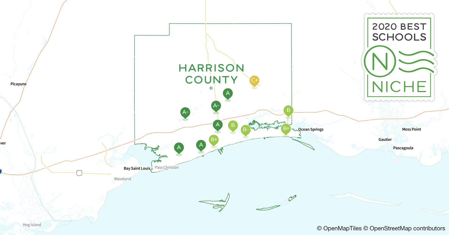 2020 Best Public Elementary Schools In Harrison County Ms Niche