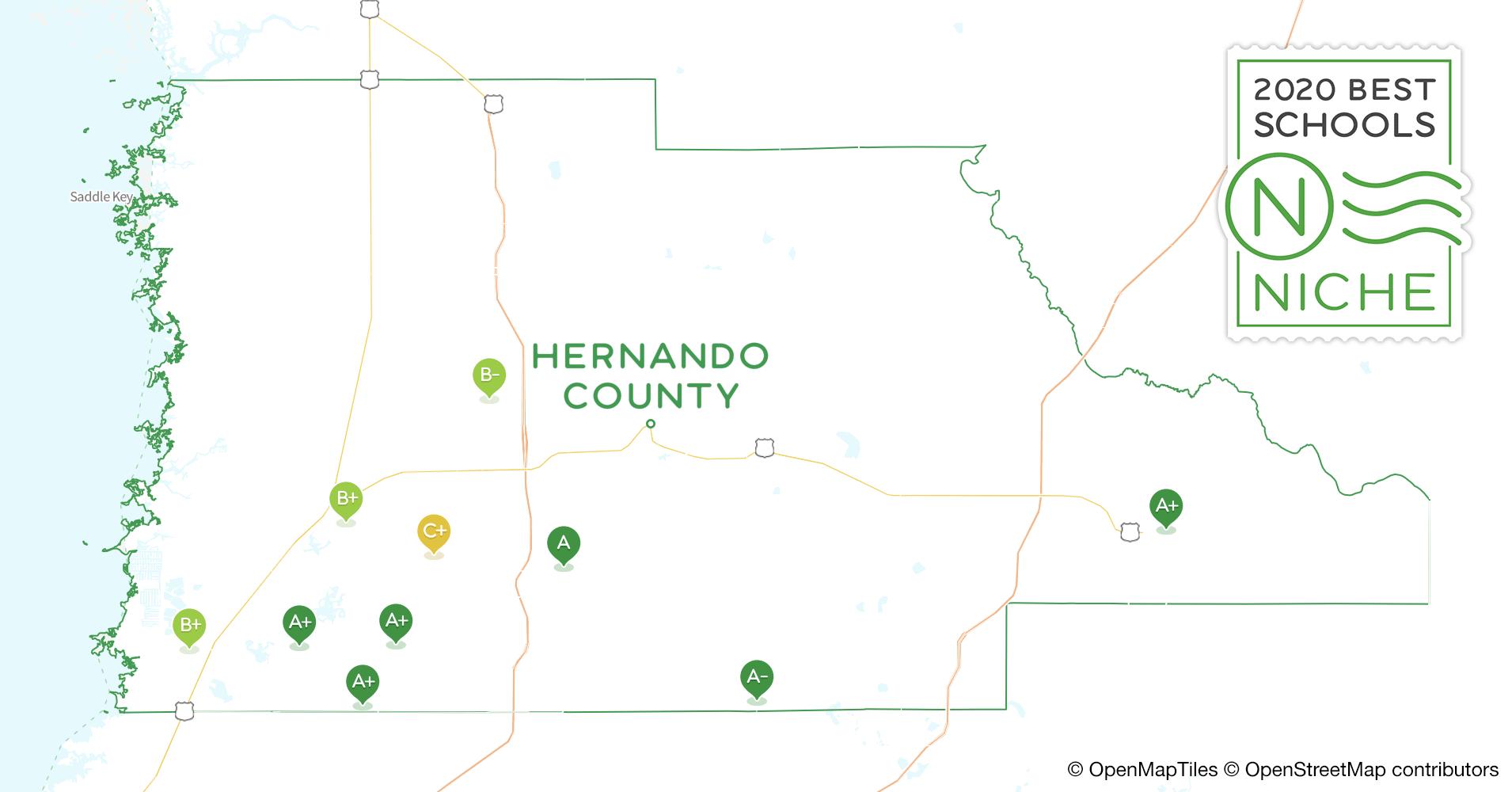 Hernando County Events 2020.2020 Best High Schools In Hernando County Fl Niche