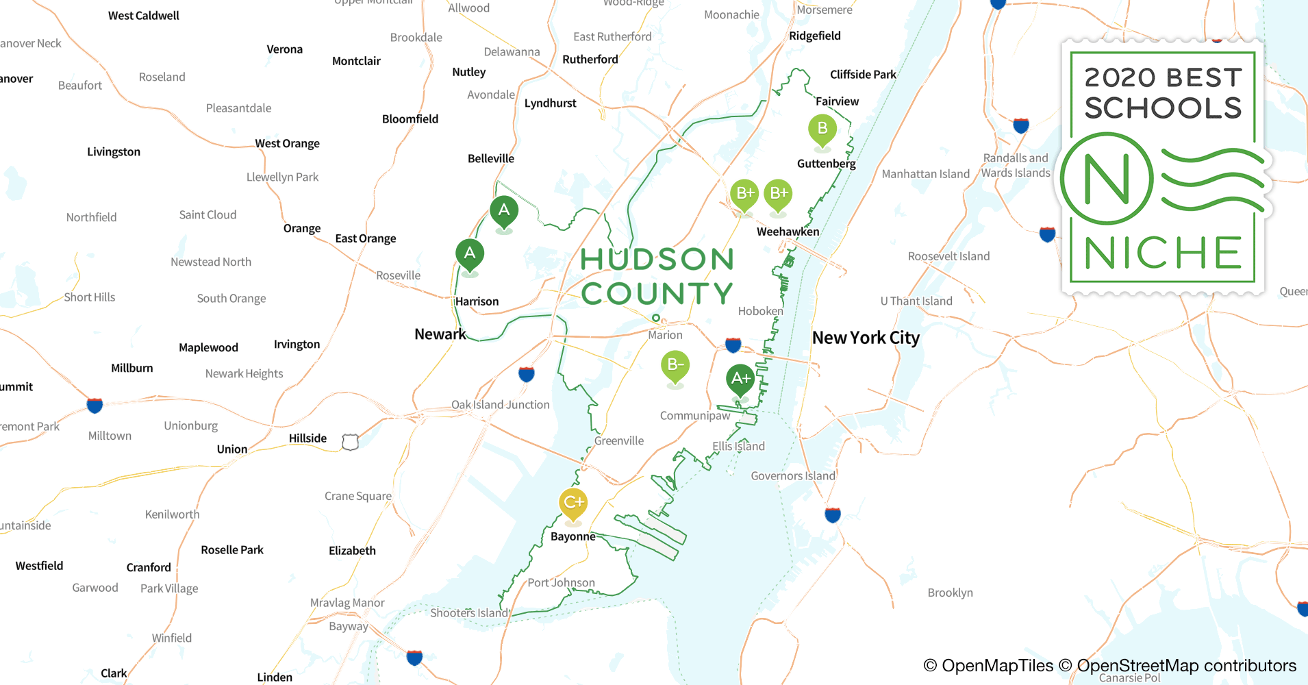 2020 Best Public Elementary s in Hudson County, NJ - Niche Map Of Es County Nj on map of nj districts, map of nj train stations, map of nj warren, map of nj town, map of nj elevation, map of nj by city, map sc county, map of nj hunting zones, map of nj shoreline, map of nj jackson, map of nj interstates, new york nj county, map of nj coast, map of nj township, map of nj colony, map of nj utilities, map of nj regions, map of nj counties, map of nj state, map nc county,