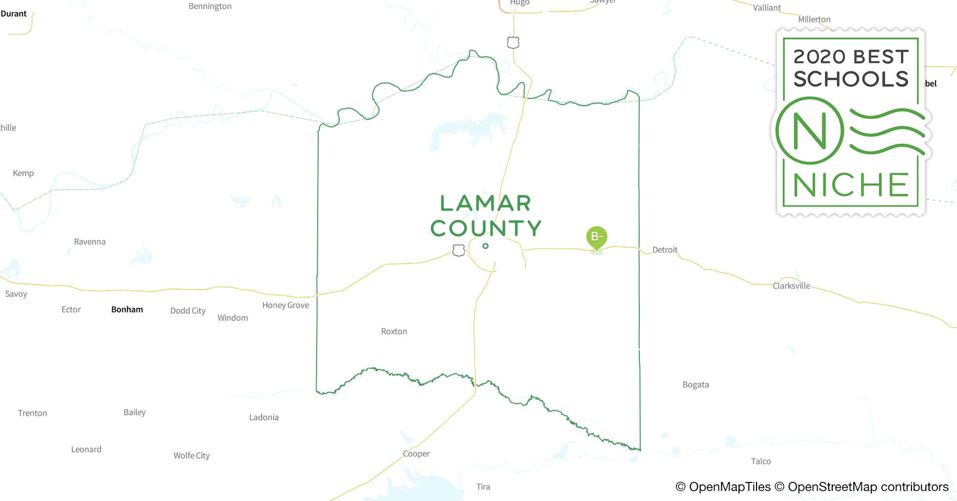 School Districts in Lamar County, TX - Niche
