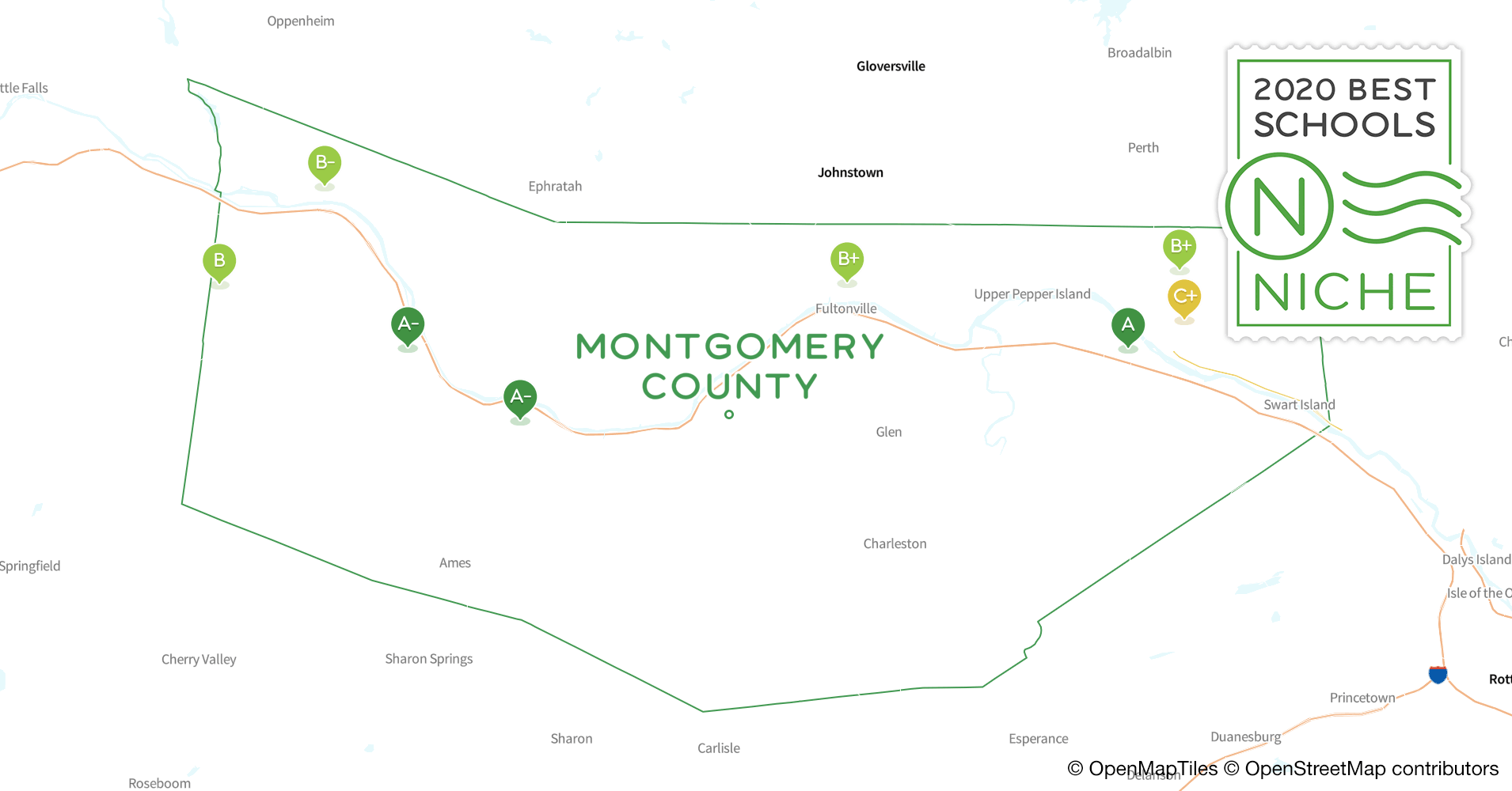 School Districts in Montgomery County, NY - Niche