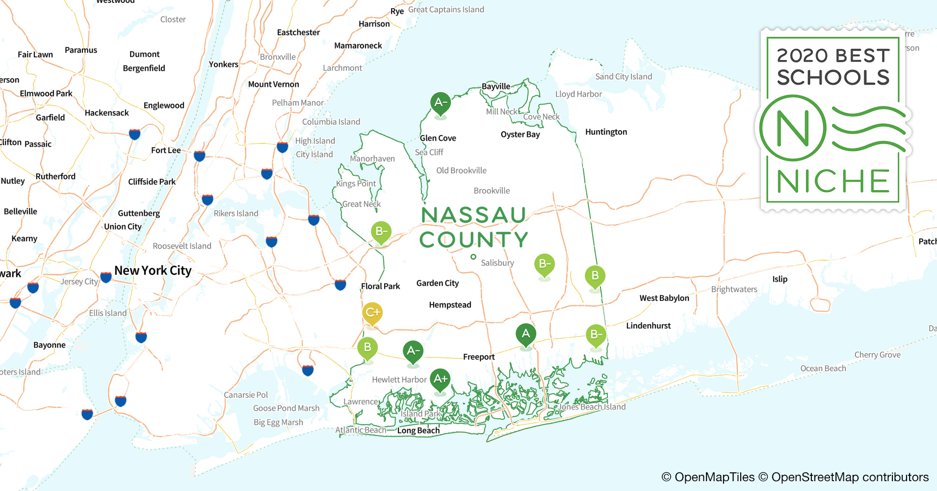 2020 Best Places To Teach In Nassau County Ny Niche