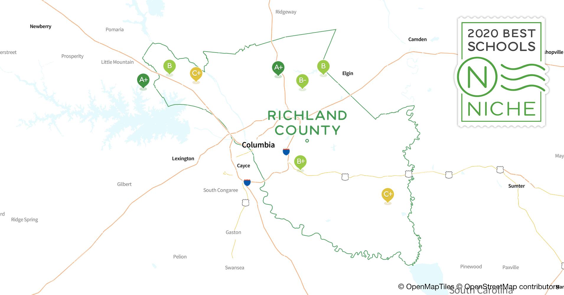 2020 Best Public Elementary Schools in Richland County, SC - Niche