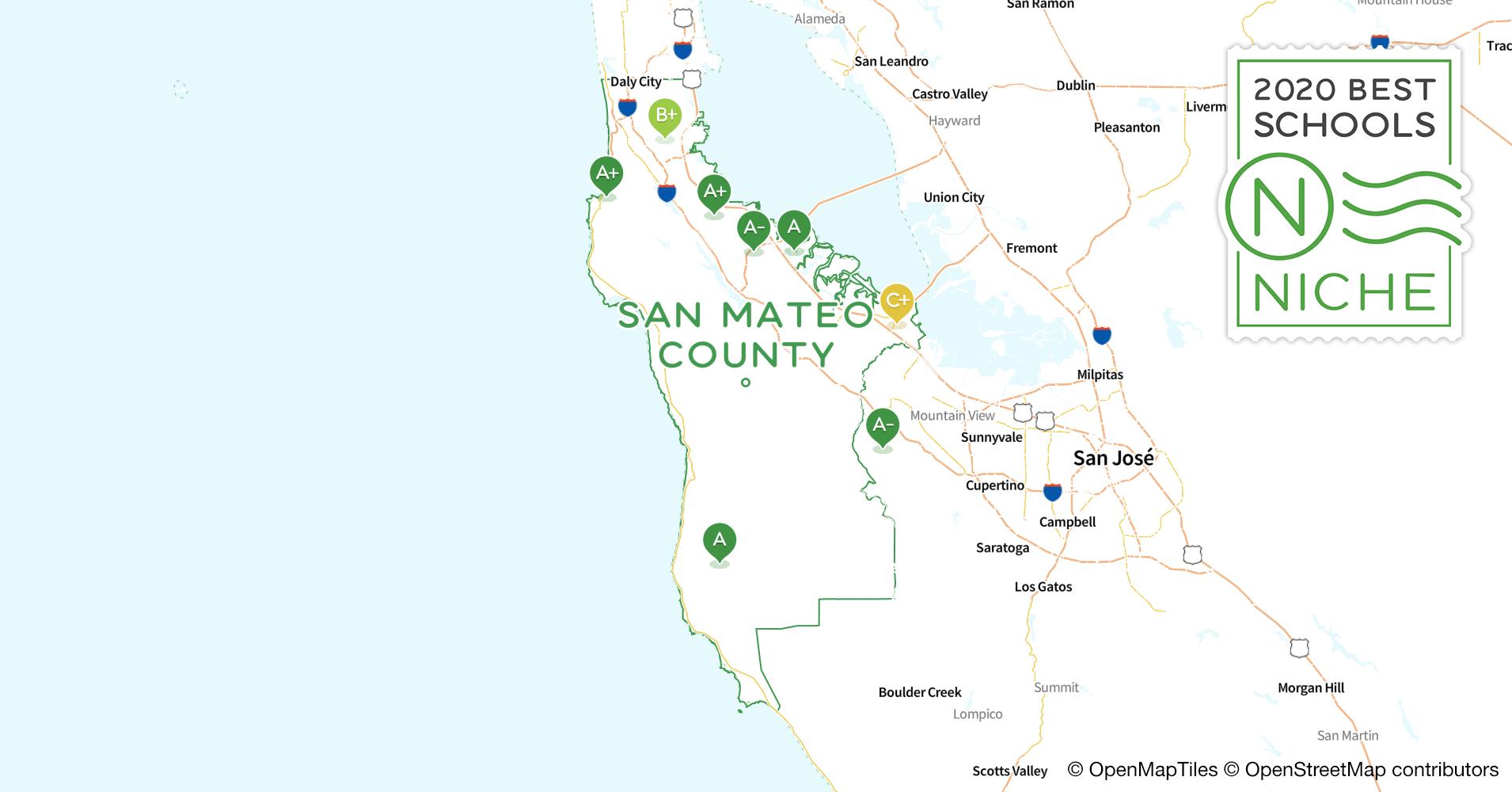 School Districts in San Mateo County, CA - Niche
