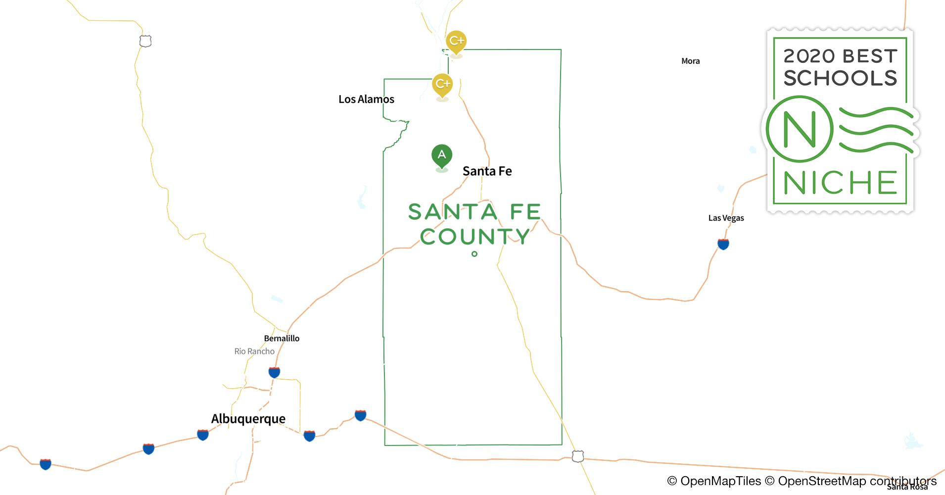 2020 Best Public Elementary Schools in Santa Fe County, NM