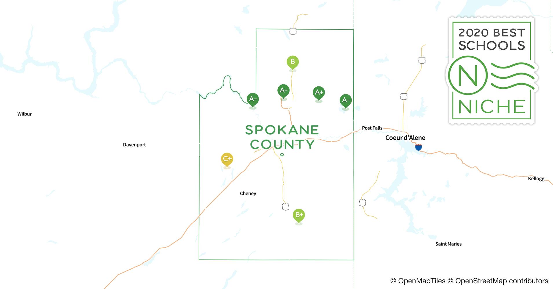Catholic Schools In Spokane County Wa Niche