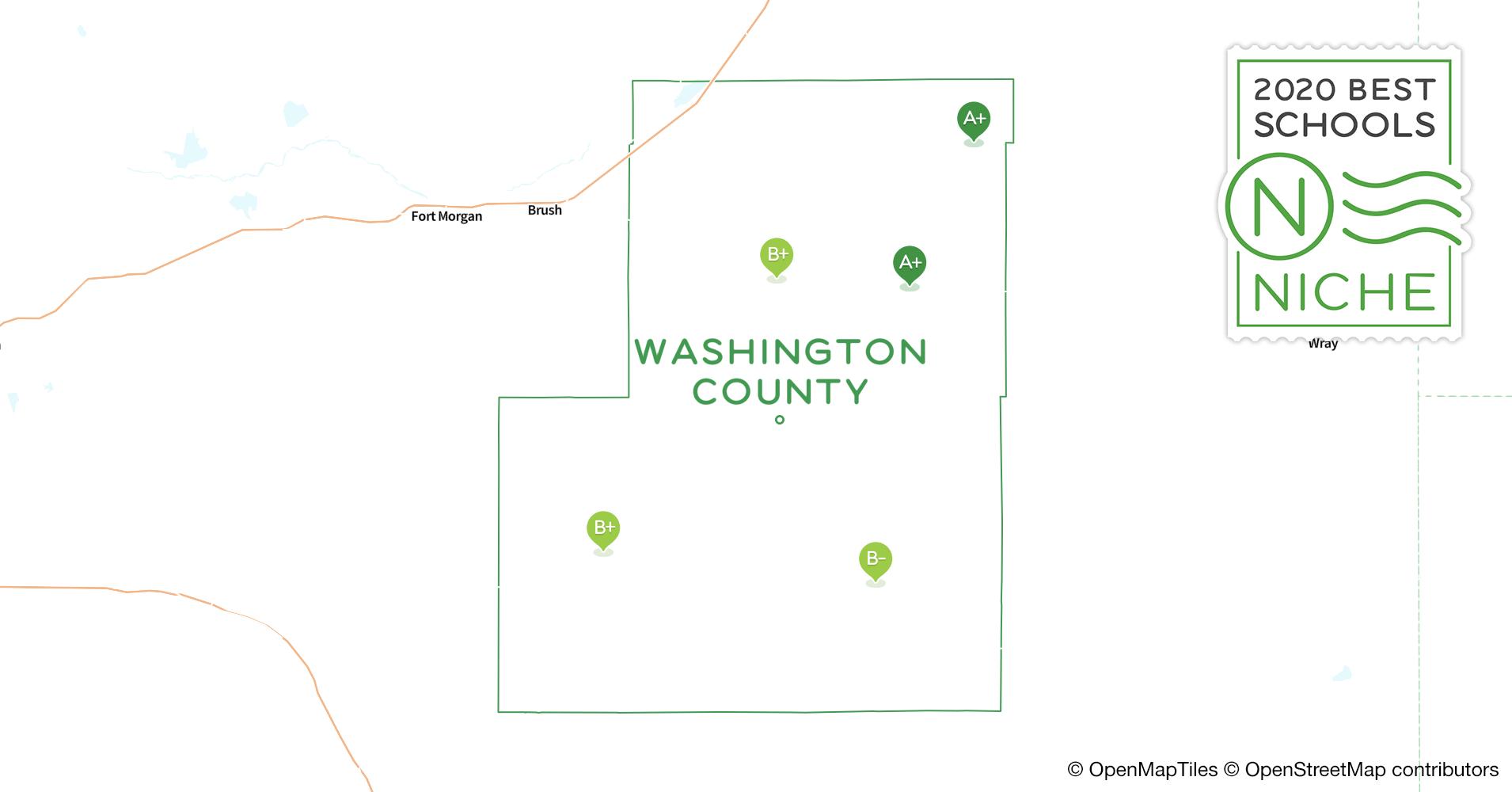 School Districts in Washington County, CO - Niche