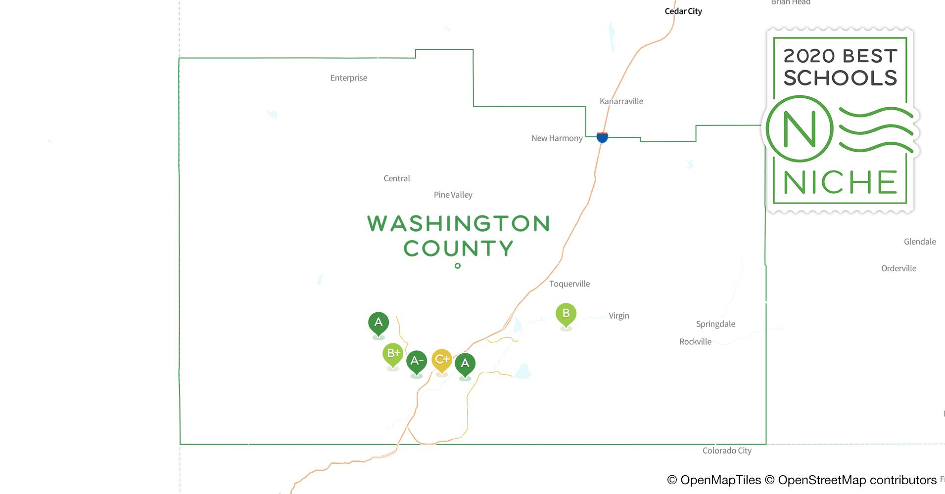 2020 Best Public Middle Schools in Washington County, UT - Niche