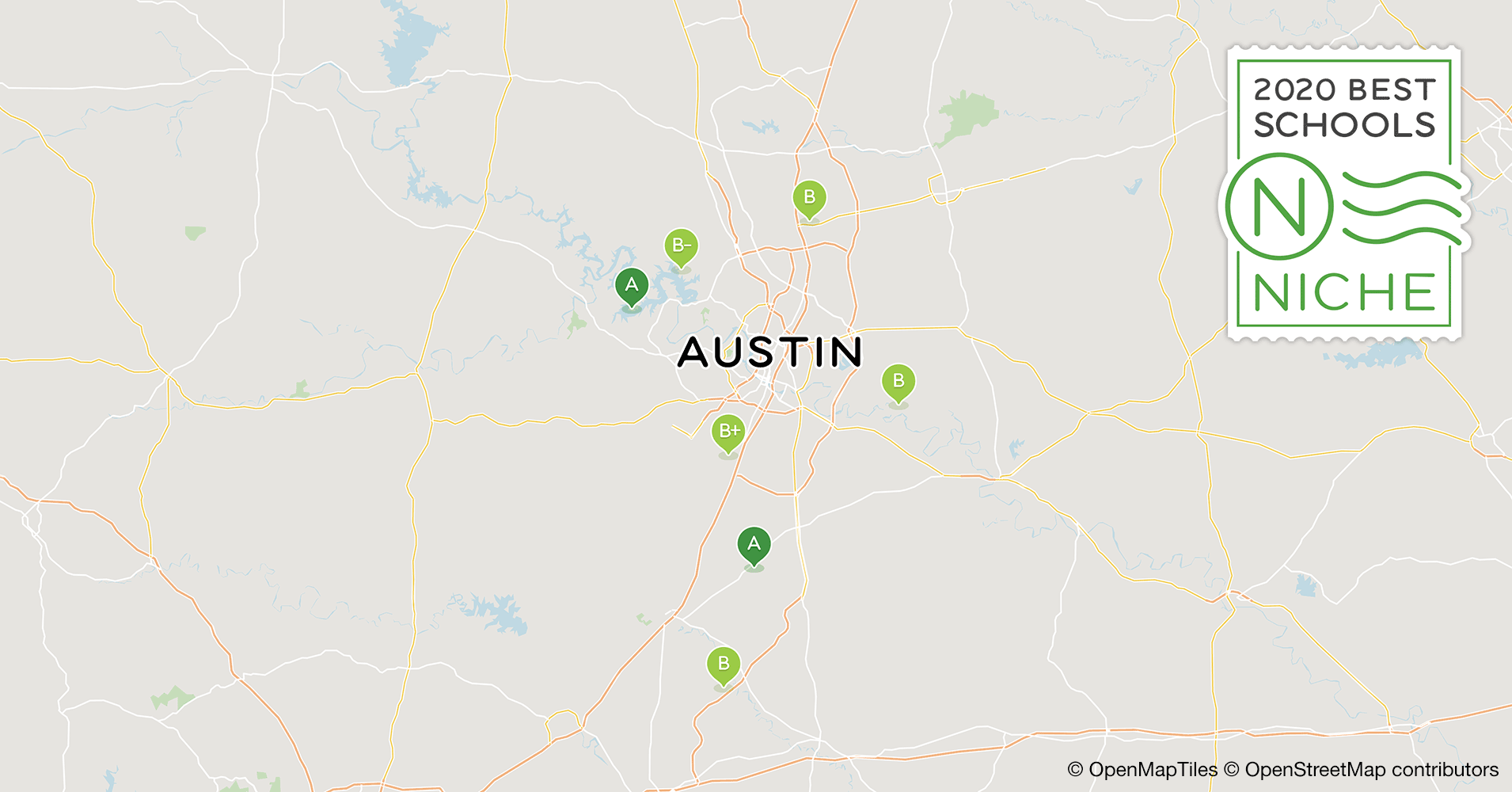 Best Places To Work In Austin 2020 2020 Best School Districts in the Austin Area   Niche