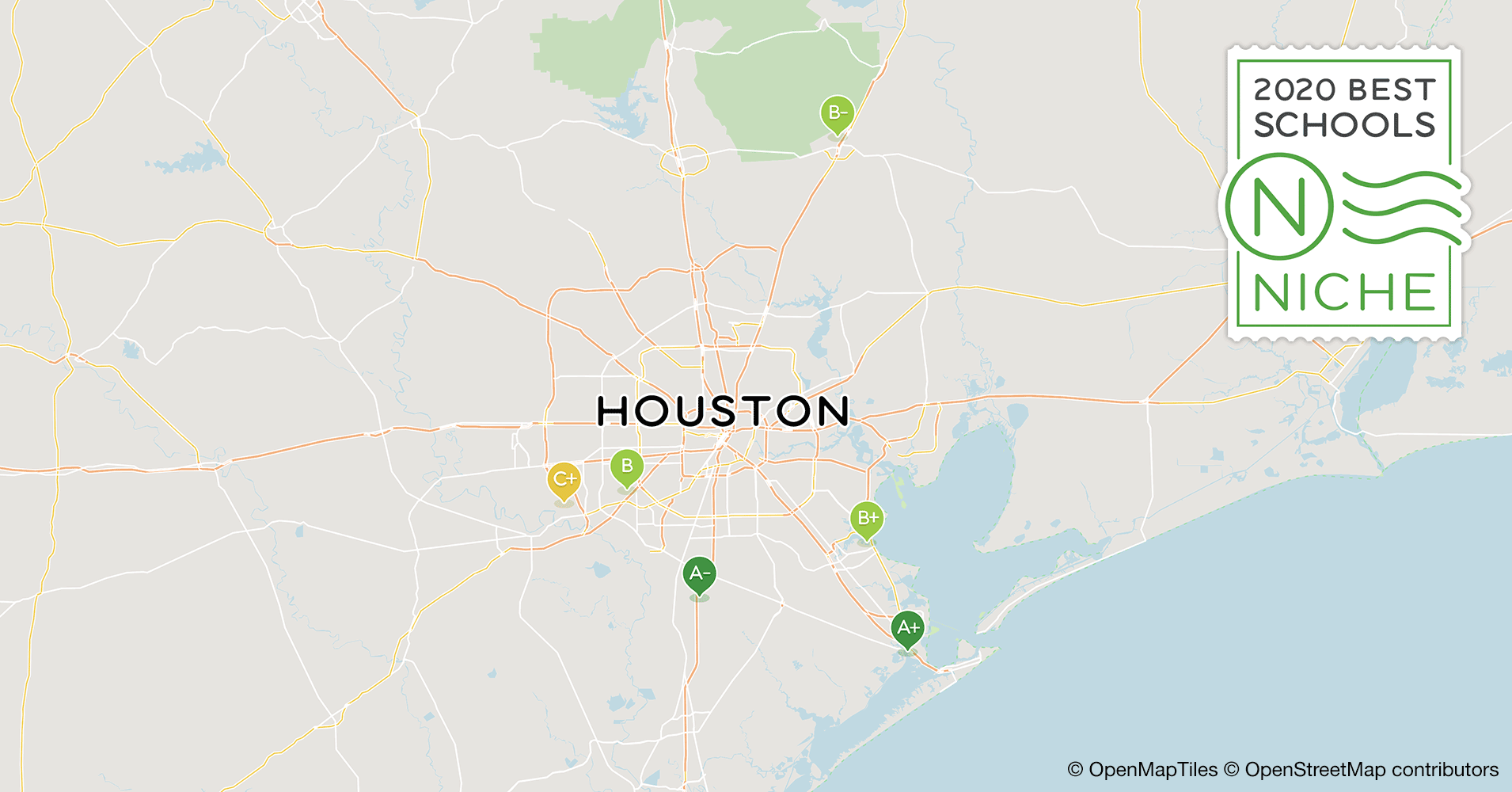 2020 Best Public High Schools in the Houston Area - Niche