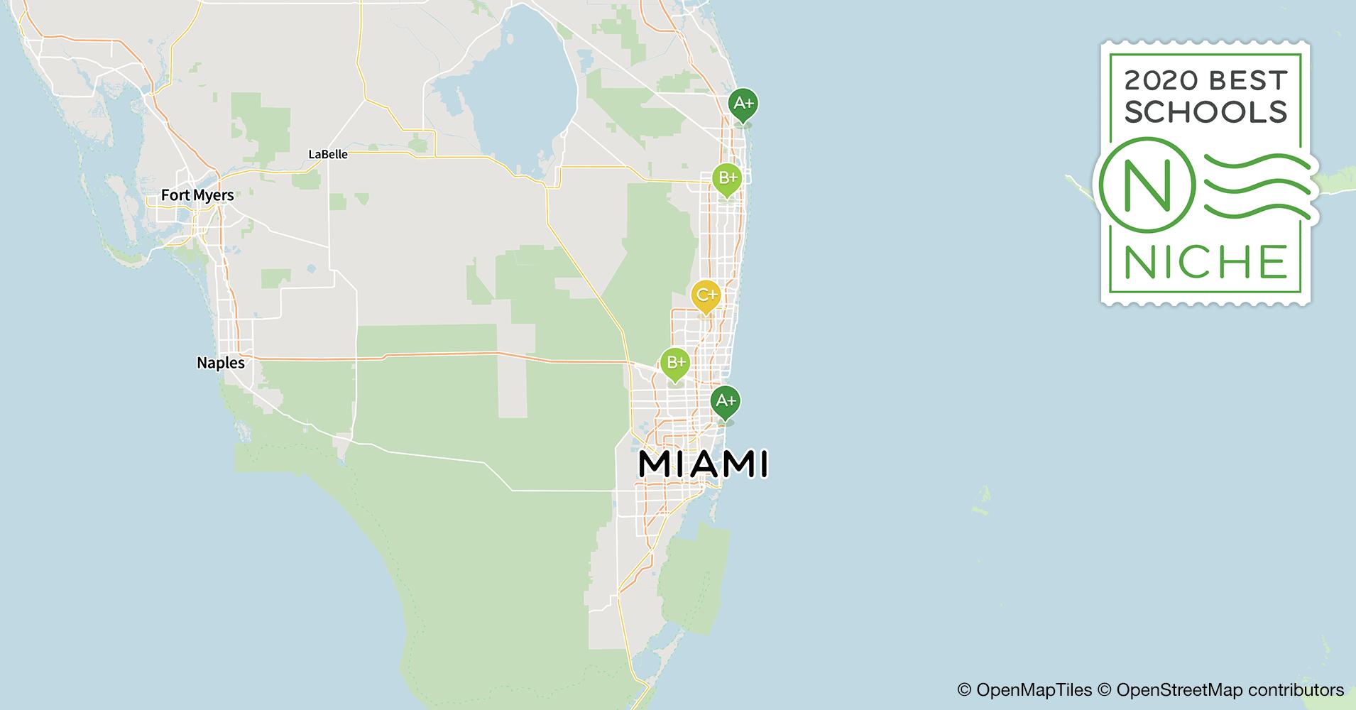 2020 Best Magnet High Schools in the Miami Area - Niche