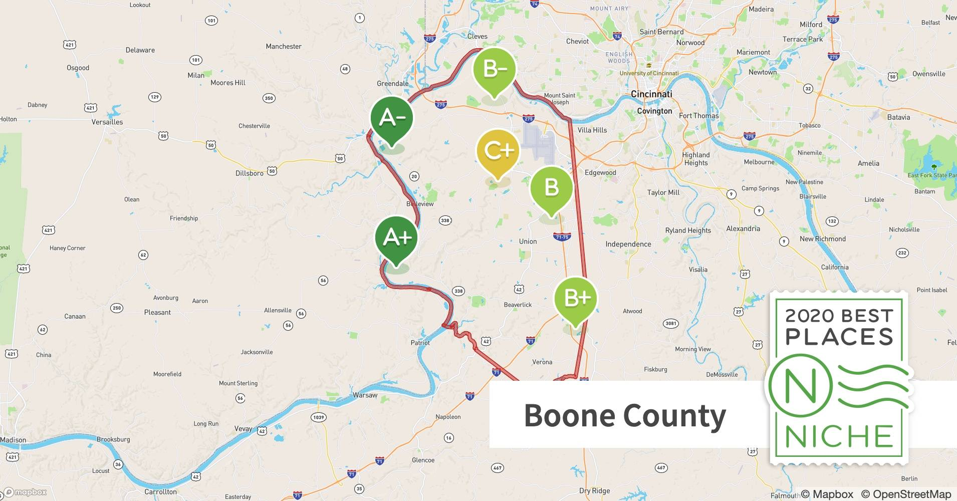 4 h boone county ky