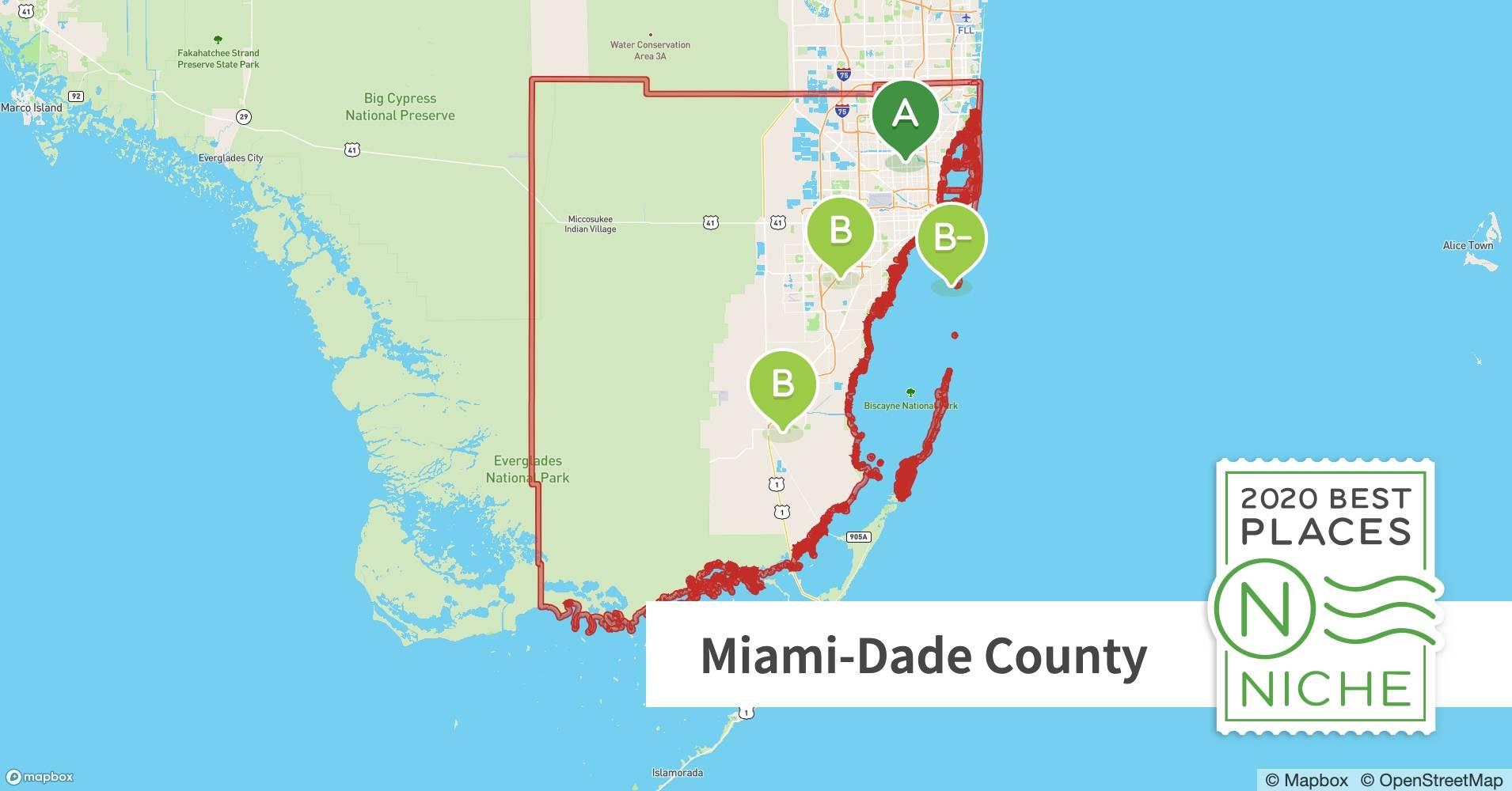 2020 best places to retire in miami-dade county, fl - niche