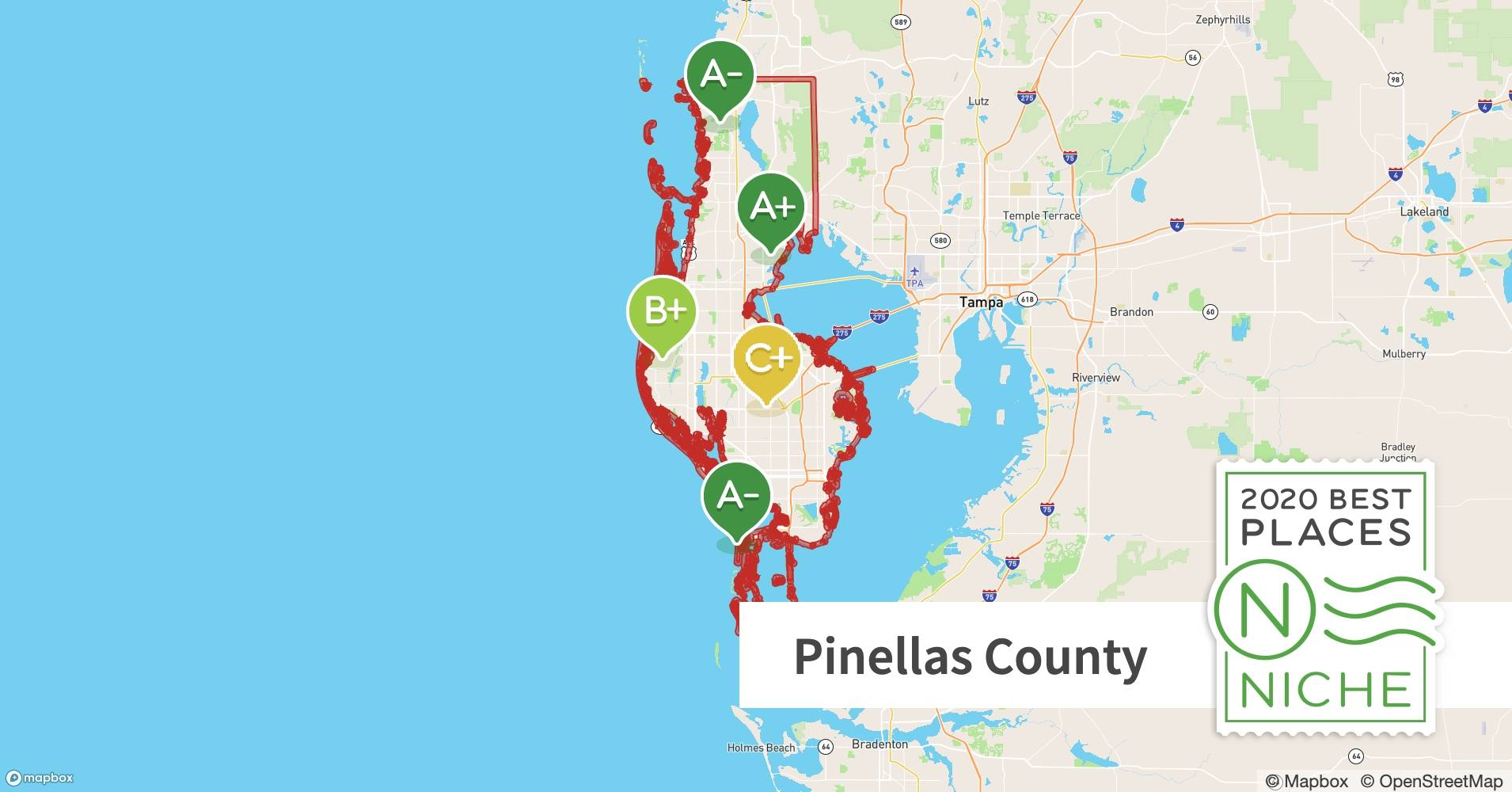 2020 Best Places To Buy A House In Pinellas County Fl Niche