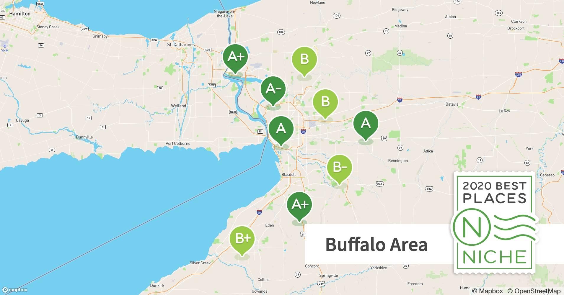 2020 Best Buffalo Area Suburbs To Live Niche