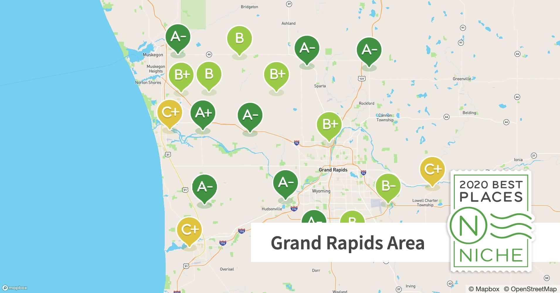 2020 Most Diverse Suburbs Of Grand Rapids Area Niche