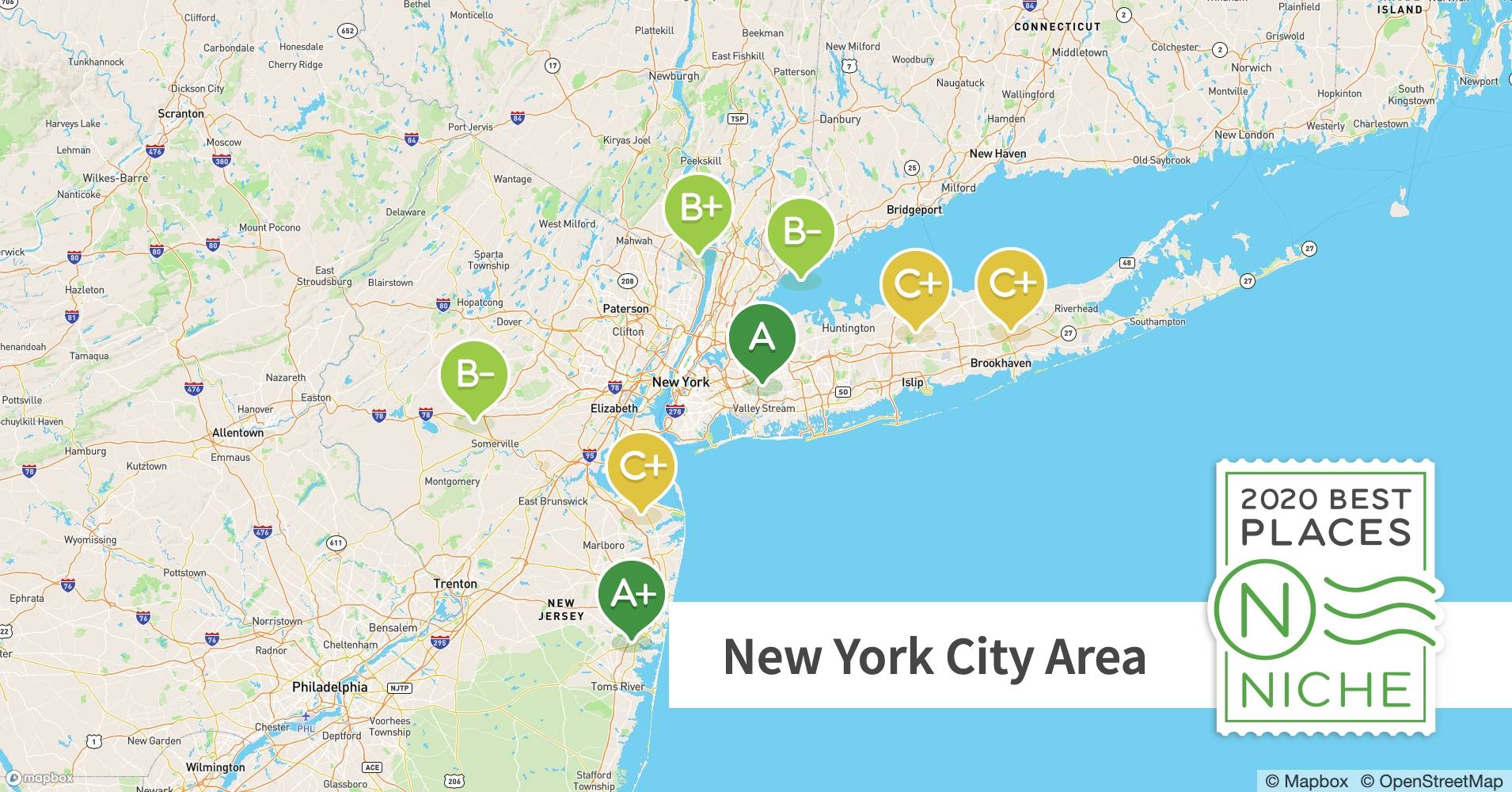 2020 Best Neighborhoods To Live In New York City Area Niche The new york metropolitan region is thriving, but its neighborhoods are experiencing many different forms of displacement. live in new york city area