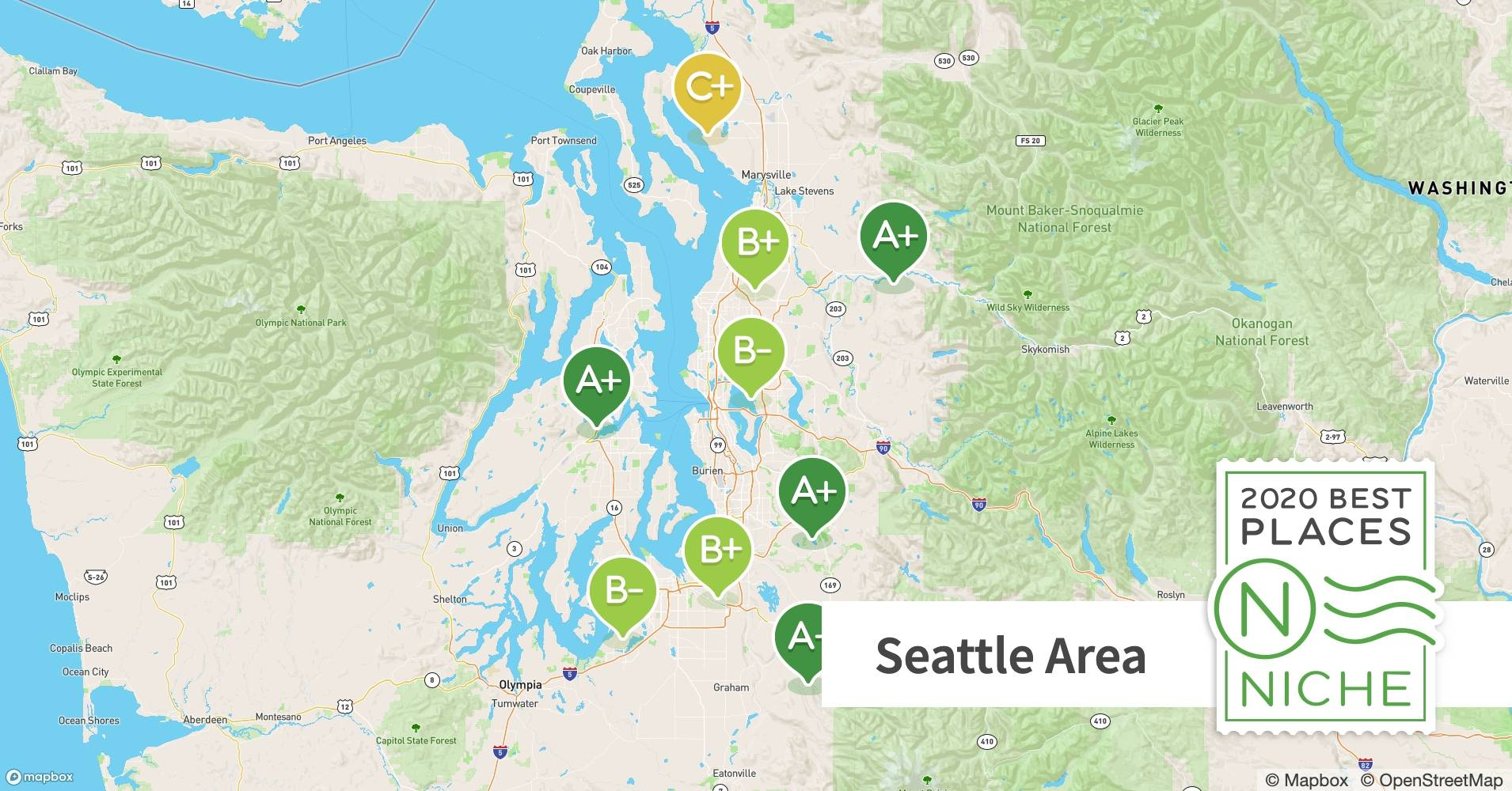 Picture of: 2020 Best Seattle Area Suburbs To Live Niche