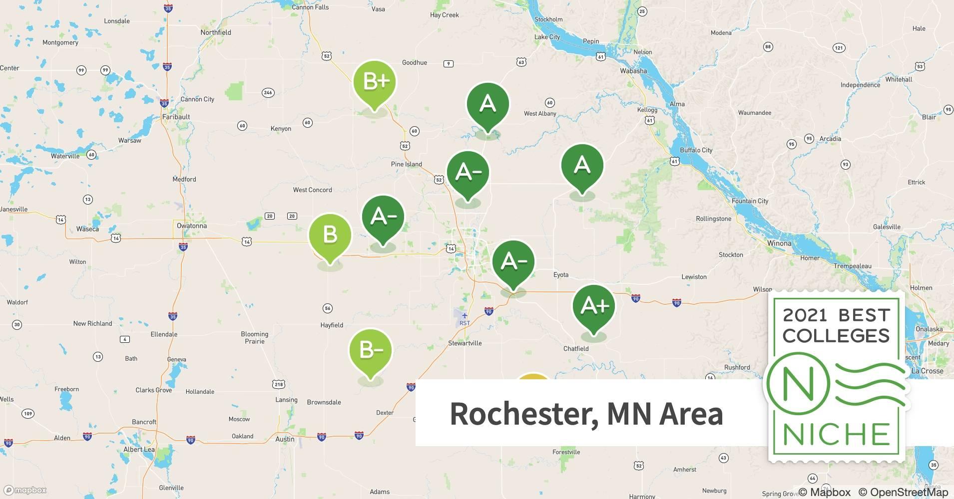 2021 Best Culinary Schools In Rochester Mn Area Niche