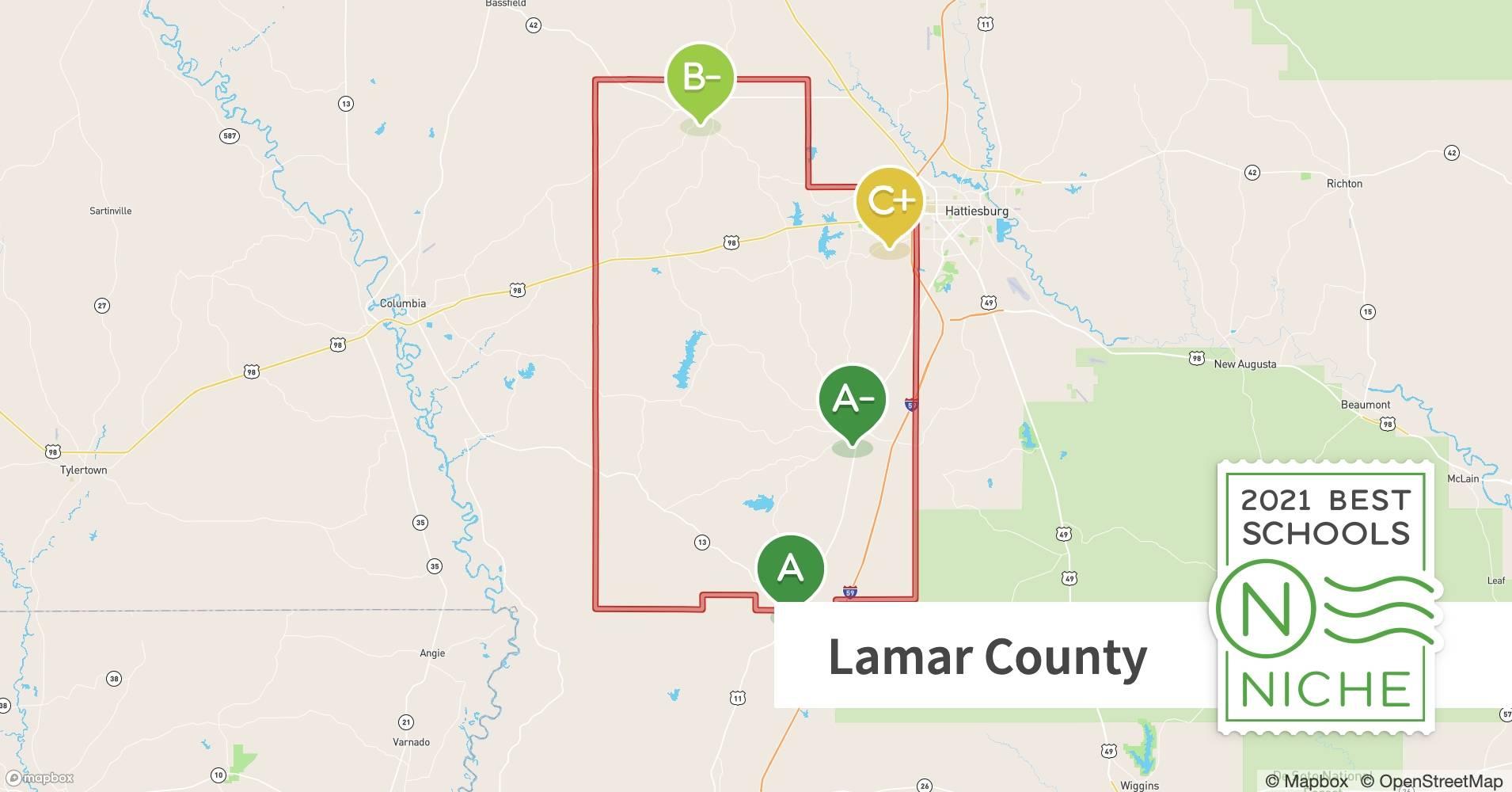 Elementary Schools in Lamar County, MS - Niche