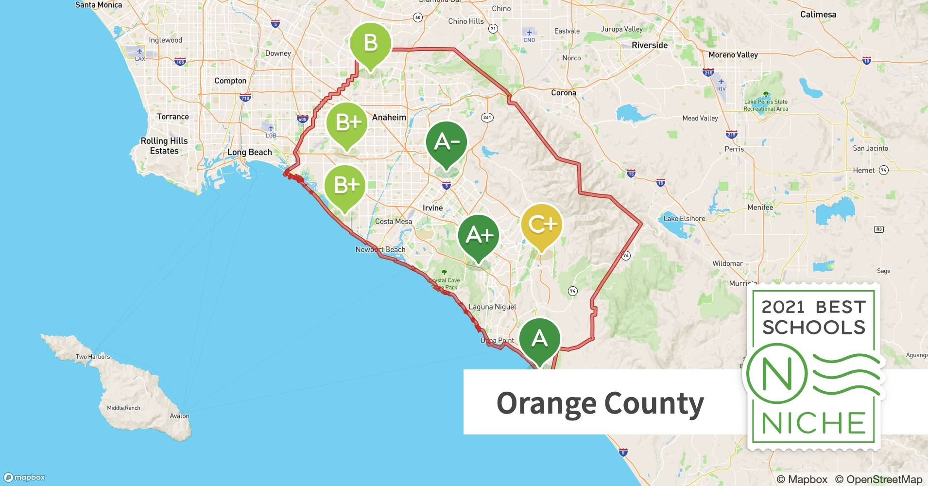 Picture of: 2021 Best Private High Schools In Orange County Ca Niche