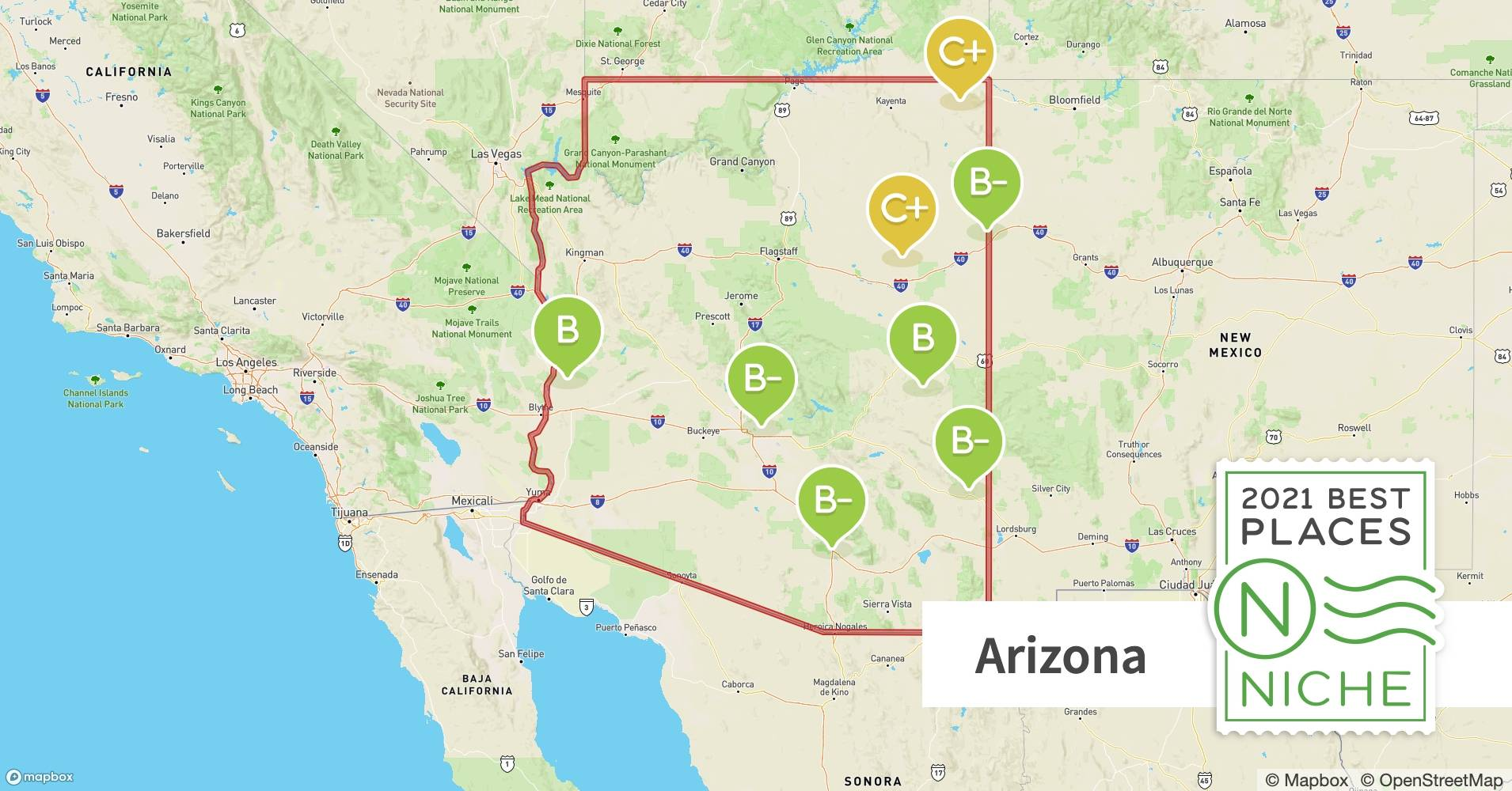 2021 Best Suburbs For Young Professionals In Arizona Niche