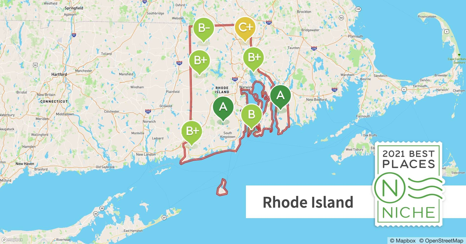 2021 Best Places To Live In Rhode Island Niche