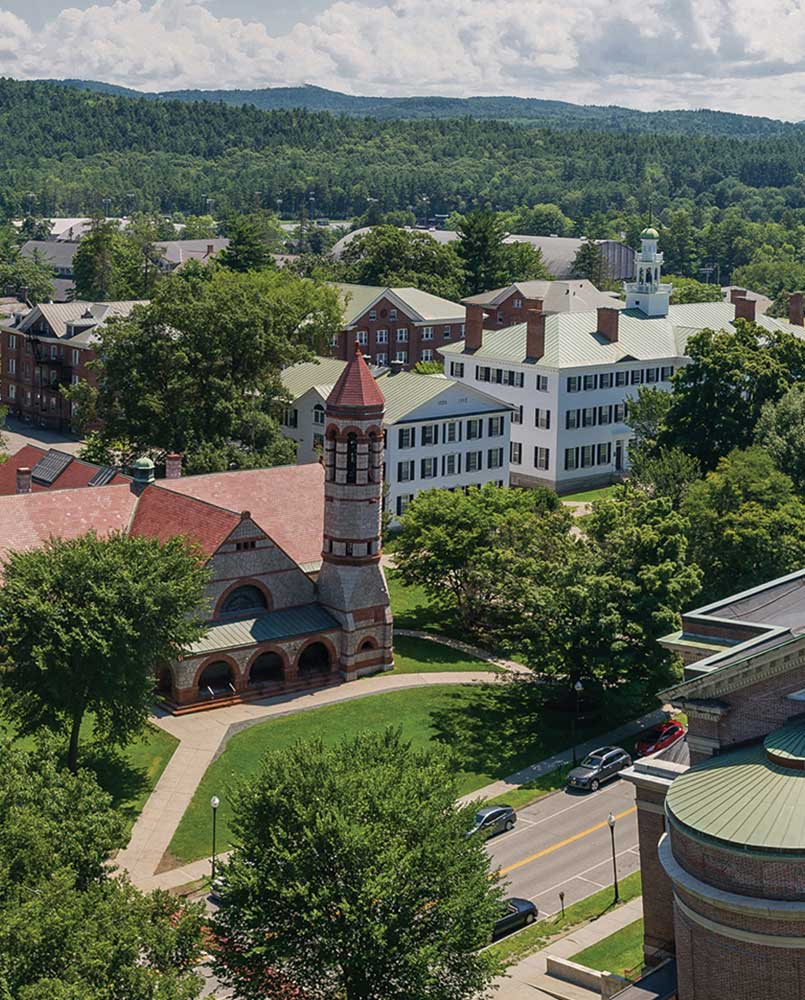 Niche Partner: Dartmouth College