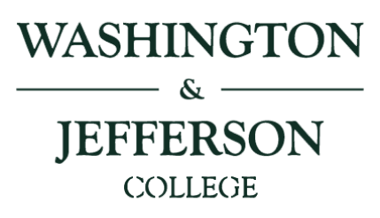 Washington and Jefferson College logo